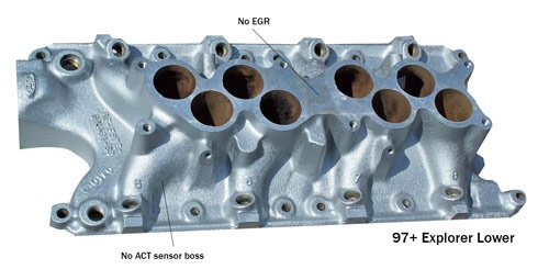The Most Complete GT40 Intake Information Page - FoxStang com