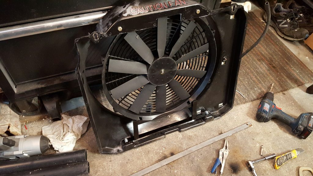 20160707_164651_resized_2 1024x576 1024x576 electric fan install how to fox mustang foxstang com proform electric fan wiring diagram at bayanpartner.co