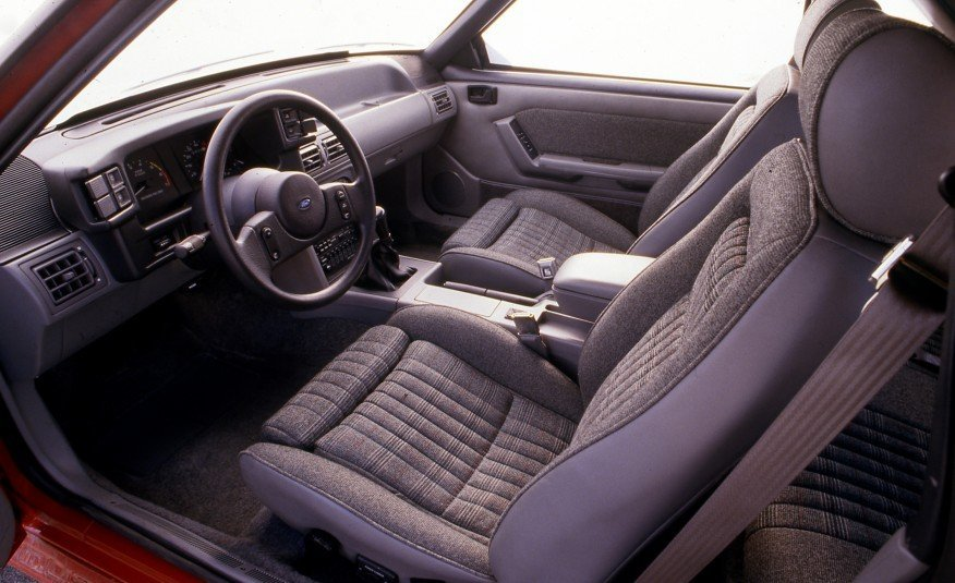 How To Restore A Fox Body Mustang Interior Foxstang Com