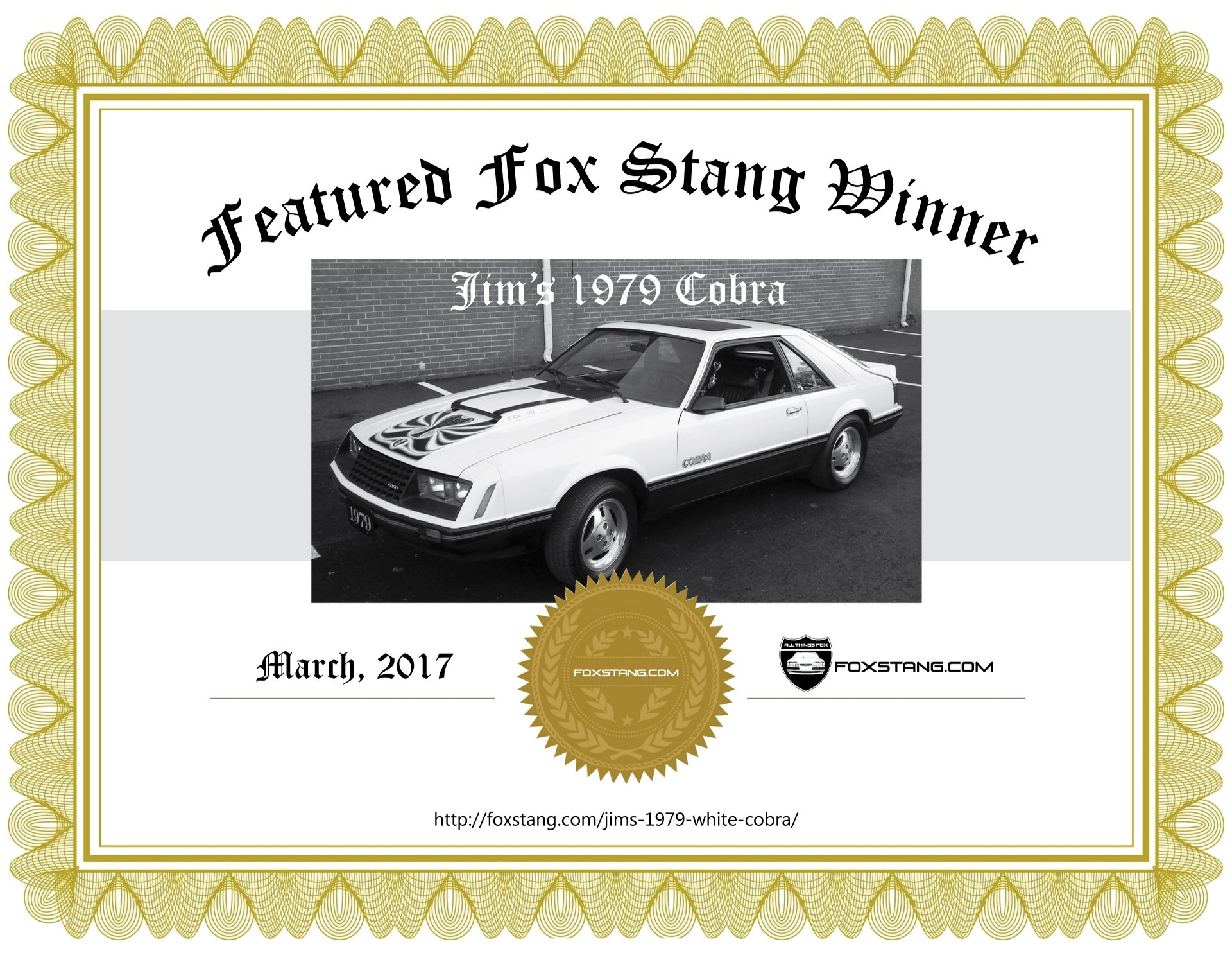 Featured Fox Winner
