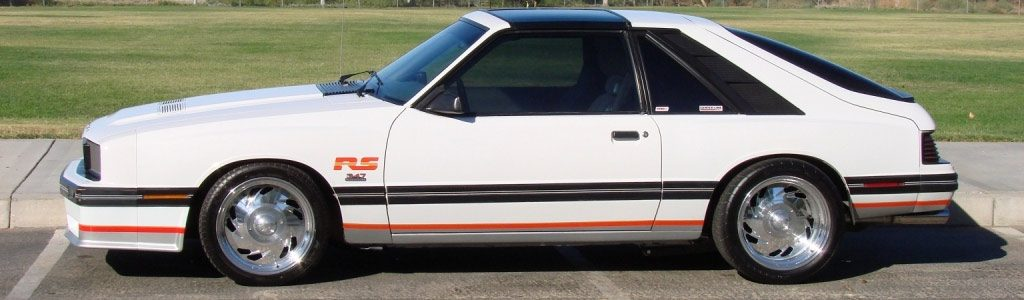 Mercury Capri also built on the fox platform - same time as the Mustang