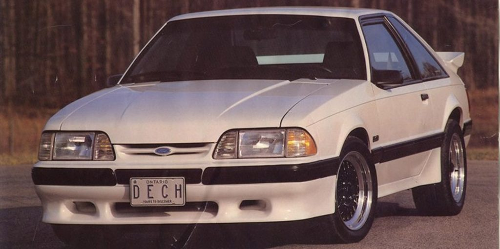 Dech Fox Body Mustang