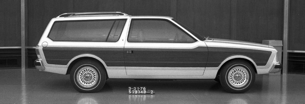 Mustang prototype station wagon?