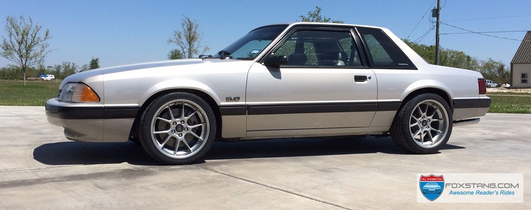 1991 Fox Notchback Mustang Feature