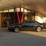 Fox Mustang 1985 Predator GT350H