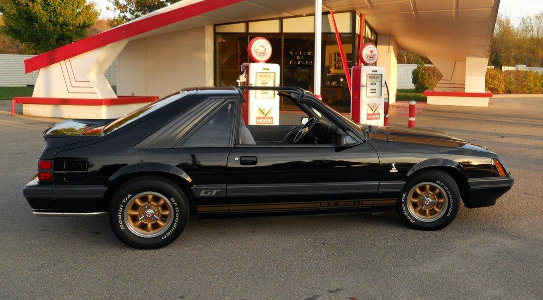 1985 Fox Mustang Predator