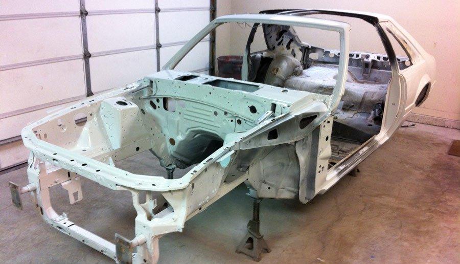 Fox Restoration - off-frame