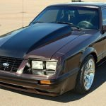 84 fox Mustang