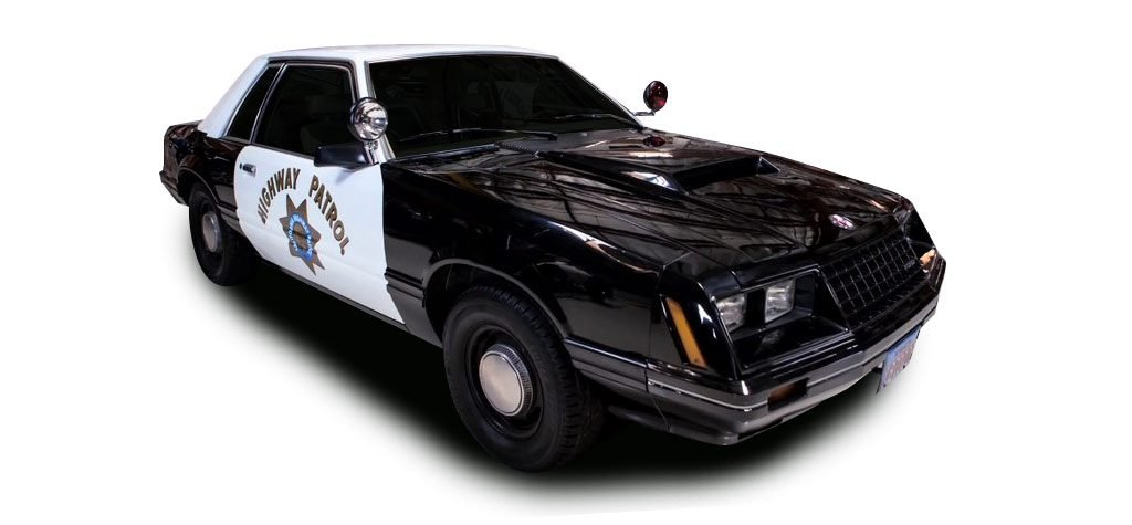 SSP Mustang Fox Body 4-eye