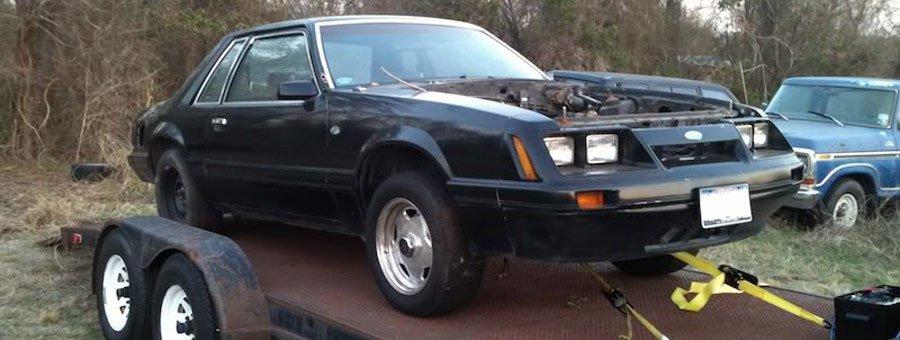 SSP Mustang restoration 1