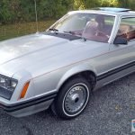 Featured 1979 all original fox body notchback Mustang