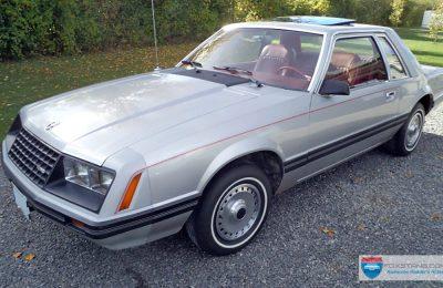 Featured 1979 all original fox body notchback Mustang