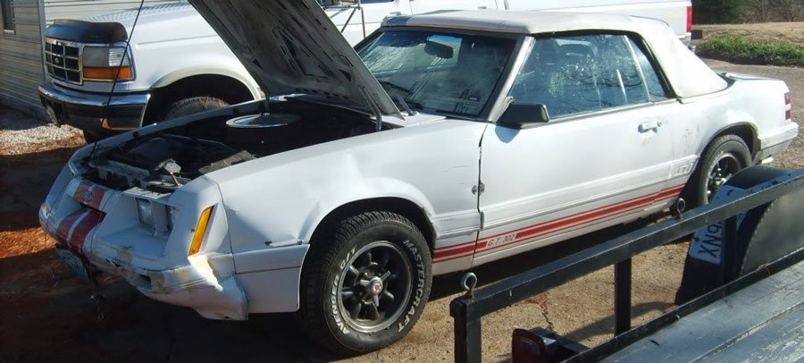 dan restorer of foxbody mustangs shares his story foxstang com rh foxstang com 1982 Ford Mustang 1990 Ford Mustang