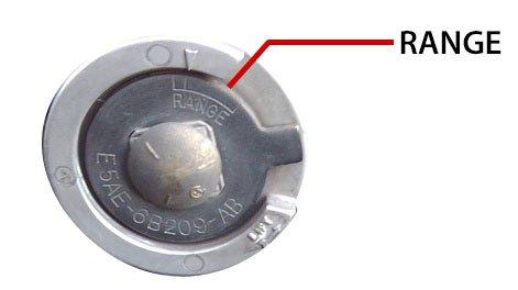 range - belt tensioner - fox mustang