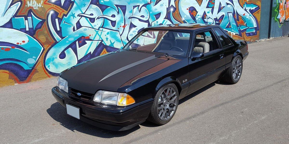1987 Mustang 5.0