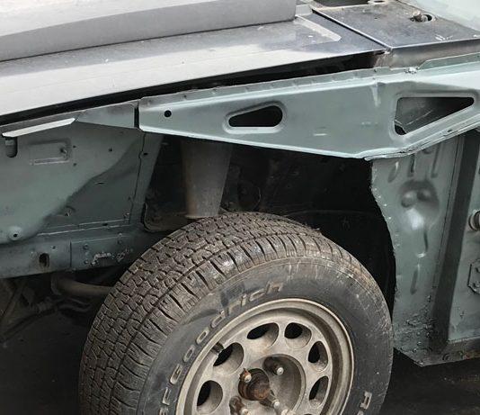 Fox Mustang Resto Project