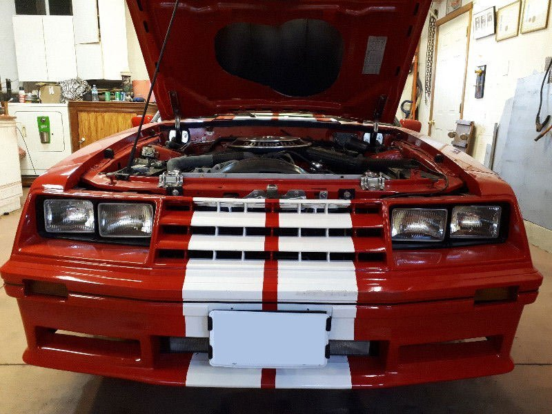 82 GT front