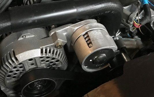 3G install Ford Fox Mustang