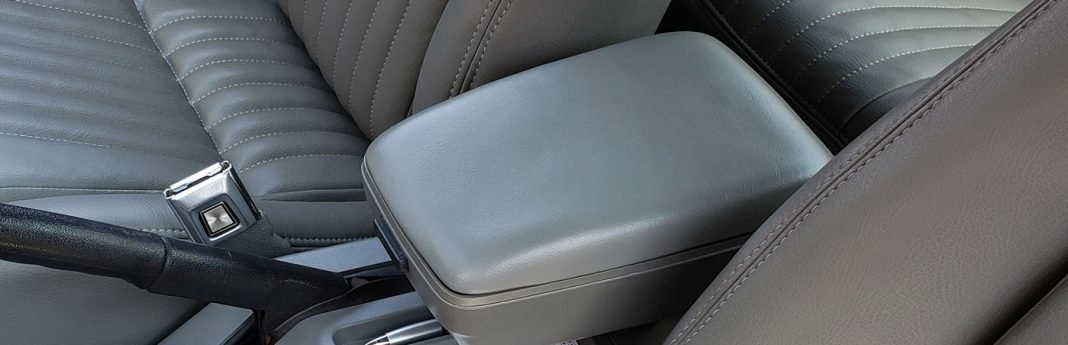 Foxbody Mustang Interior Resto - Arm Rest